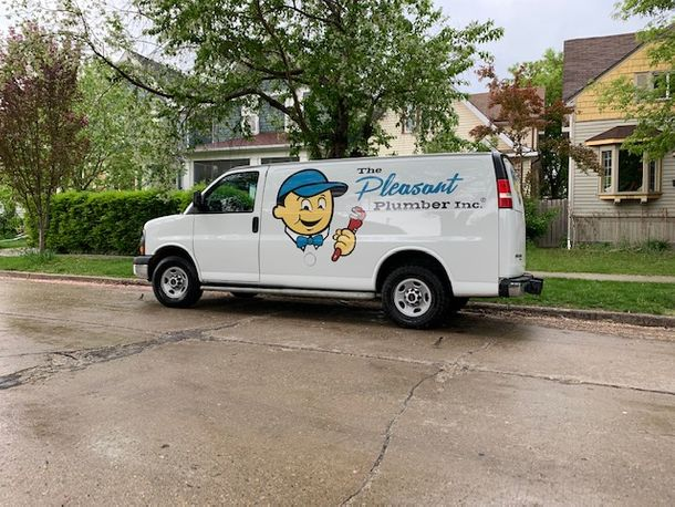 the pleasant plumber