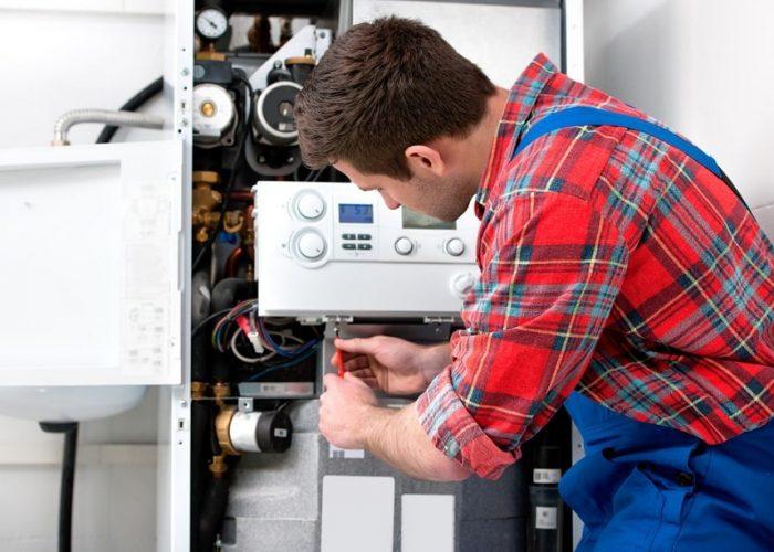 residential boiler system